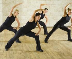 Poranne zajęcia latin aerobic