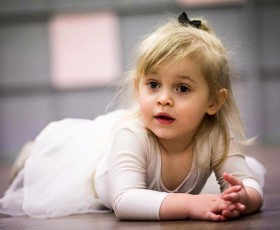 Balet dla maluszków w soboty