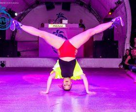 Pierwsze zajęcia z Dancehall'u już 18 października, zapraszamy chętne osoby na zajęcia:)