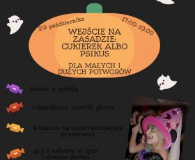 Strasznie Taneczne Halloween