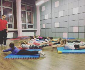 Gimnastyka dla najmłodszych już o 1 grudnia!