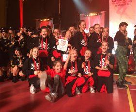 Nasza reprezentacja na Ogólnopolskim Turnieju Tańca w Choceniu dała czadu!