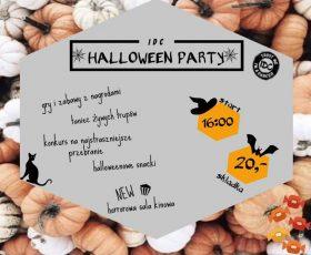 Halloween Party w IDC