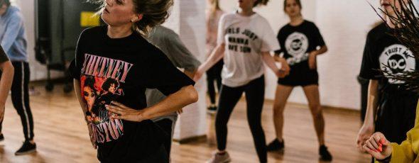 Dancehall dla kobiet we wtorki g.20-21