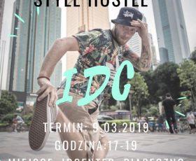 Warsztaty z New Style Hustle 9 marca