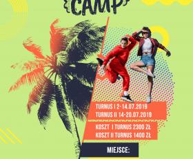 Summer Dance Camp 2019