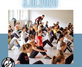 Dzień otwarty 3.10.2020 Tańczymy dla Julki!